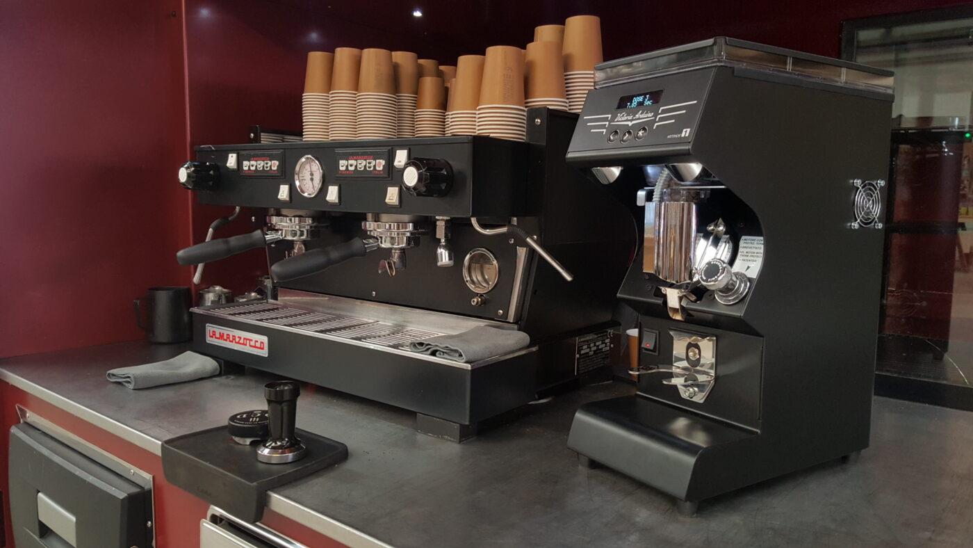 Beste mobiele koffiebars in Nederland