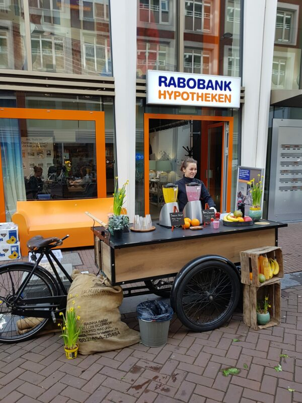 smoothiebar huren